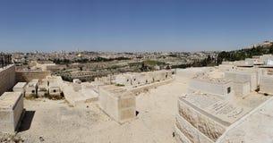 Heilige Ansicht von Mt von den Oliven stockfotografie