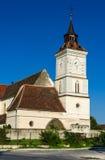 Heilige Bartholomew Church, Brasov Royalty-vrije Stock Fotografie