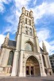 Heilige Bavo Cathedral, Mijnheer, België royalty-vrije stock fotografie