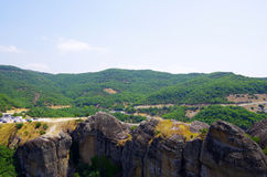 Heilige Berge Stockfoto
