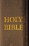 Heilige Bibel Stockfoto