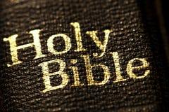 Heilige Bibel Lizenzfreie Stockfotos