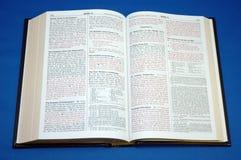 Heilige Bibel Lizenzfreie Stockbilder
