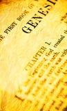 Heilige Bijbel stock foto's