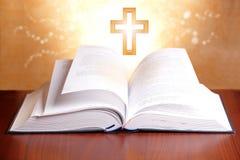 Heilige bijbel Royalty-vrije Stock Foto's