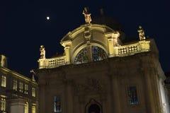 Heilige Blaise Church Royalty-vrije Stock Afbeeldingen