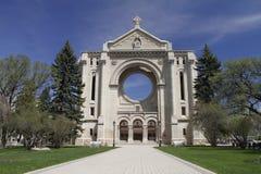 Heilige Boniface Cathedral stock afbeeldingen