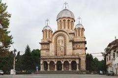Heilige Constantine und Helena Cathedral, Rumänien stockbilder