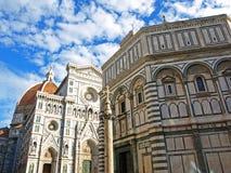 Heilige Dreifaltigkeit von Florenz Stockfotos