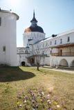 Heilige drievuldigheid-St. Sergius Lavra Royalty-vrije Stock Afbeeldingen