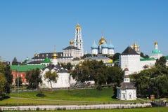 Heilige drievuldigheid-St Sergius Lavra royalty-vrije stock foto