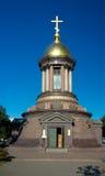 Heilige Drievuldigheidskapel, Heilige Petersburg, Rusland Royalty-vrije Stock Afbeeldingen