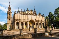 Heilige Drievuldigheidskathedraal royalty-vrije stock afbeelding