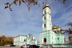 Heilige Drievuldigheidskathedraal in Permanent royalty-vrije stock afbeelding