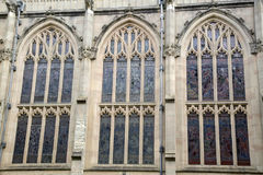 Heilige Drievuldigheidskerk; Stratford Upon Avon; Engeland Royalty-vrije Stock Afbeeldingen