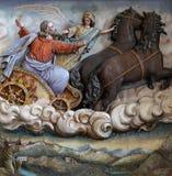 Heilige Elijah Royalty-vrije Stock Foto's