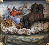 Heilige Elijah Royalty-vrije Stock Fotografie