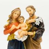 Heilige familie Stock Afbeeldingen