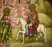 Heilige Familie royalty-vrije illustratie