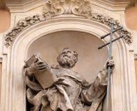 Heilige Felix van Valois royalty-vrije stock foto