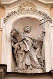 Heilige Felix van Valois royalty-vrije stock fotografie
