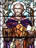 Heilige Francis stock illustratie