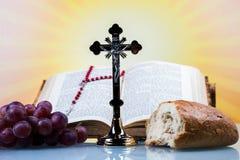 Heilige Gegenstände Lizenzfreie Stockbilder