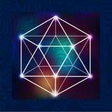 Heilige Geometrie 2 vektor abbildung