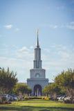 Heilige George Temple Stock Afbeeldingen