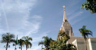 Heilige George Temple royalty-vrije stock afbeeldingen
