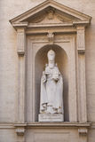 Heilige Gregorius in Vatikaan stock foto
