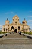 Heilige Gregory Illuminator Cathedral, Yerevan Royalty-vrije Stock Afbeelding