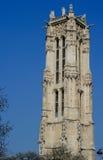 Heilige-Jacques Toren, Parijs, Stock Afbeeldingen