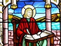 Heilige John stock illustratie