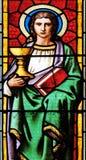 Heilige John de Evangelist Stock Foto