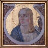 Heilige John de Evangelist Royalty-vrije Stock Afbeelding