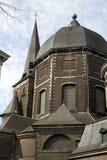 Heilige John de kerk van de Evangelist in Luik België Stock Afbeelding
