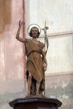 Heilige John doopsgezind royalty-vrije stock foto's