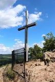Heilige John onder de Klip Royalty-vrije Stock Fotografie