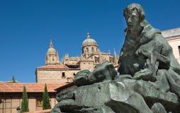 Heilige John van het Kruis Royalty-vrije Stock Foto