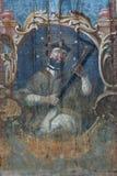 Heilige John van Nepomuk Royalty-vrije Stock Foto