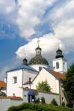 Heilige Jungfrau-Geburt Christi-Kloster Stockbilder