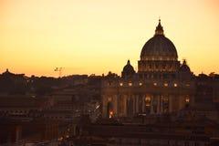 heilige Kathedrale im Vatikan lizenzfreies stockfoto