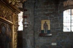 heilige kerk binnenlandse godsdienst stock fotografie