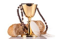 Heilige kerkgemeenschap Royalty-vrije Stock Afbeelding