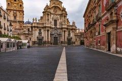 Heilige Kerkkathedraal van Santa Maria royalty-vrije stock foto