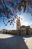 Heilige Lazarus Church in Larnaca, Cyprus Stock Foto's