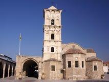 Heilige Lazarus, Larnaca Stock Foto's