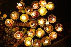 Heilige Leuchten Stockbilder