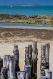 Heilige Malo Brittany, Frankrijk Stock Afbeeldingen